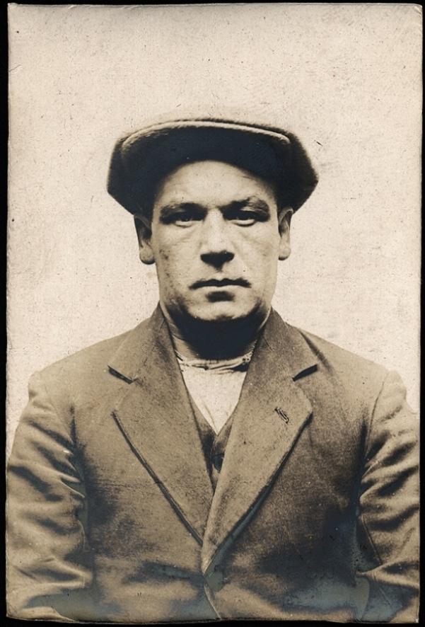 Robert Jackson, hawker, arrested for stealing money