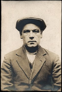 Robert Jackson, hawker, arrested for stealing money
