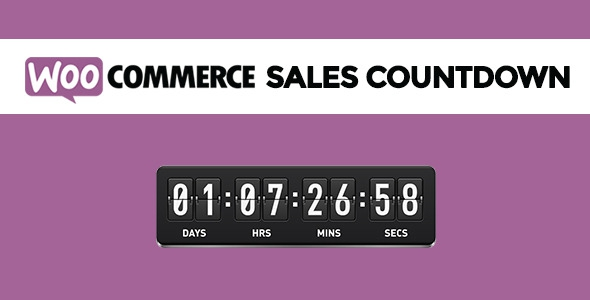 WooCommerce Sales Countdown v2.2.5