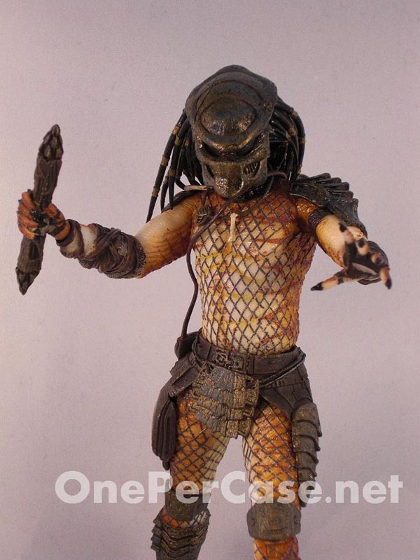 NECA Predators Wave 5 Stalker Predator 2 The Lost Tribe Action Figure Brother Boar (7)