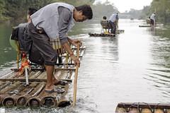 Bamboo Rafting, Yulong River  037A9682