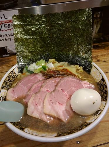 すごい煮干ラーメン凪 新宿ゴールデン街店本館-すごい煮干ラーメン