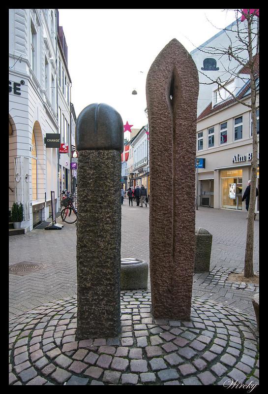 Cuentos Andersen Odense - La aguja de zurcir