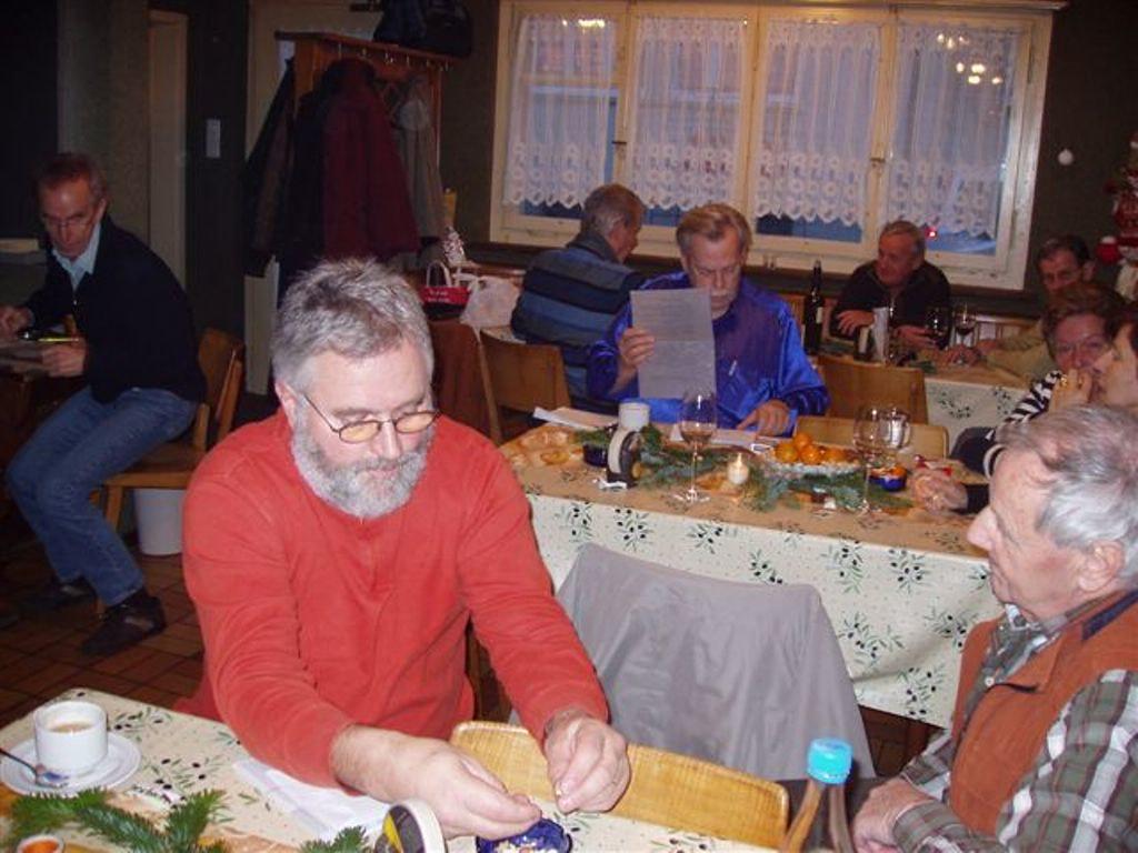 Chlauskegeln 2008