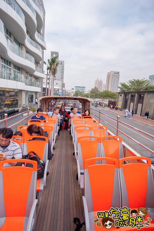 高雄雙層巴士觀光公車(西子灣線)-26