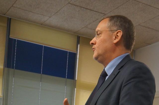 Joan-Andreu Rocha, nou degà de la Facultat