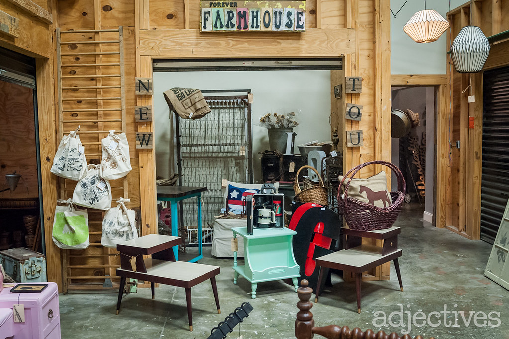Adjectives Featured Finds in the Unhinged Workshop by Forever Farmhouse