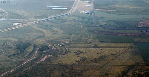 aerial aerialview arroyo battlefield brotoiah brownsvilletohouston commercialflight flight palaalto texas texashistory unitedairlines vacation viewedfromabove windowseat zeesstof