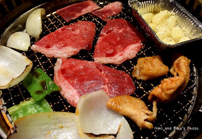台中牛角日本燒肉專賣店燒烤吃到飽27