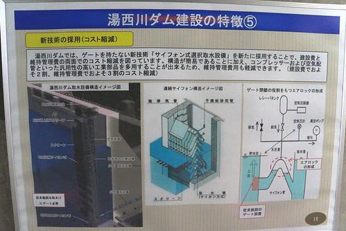 湯西川ダム(栃木)