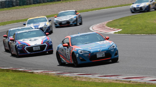 GR 86/BRZ Race Professional 2015 Rd.5 - 16