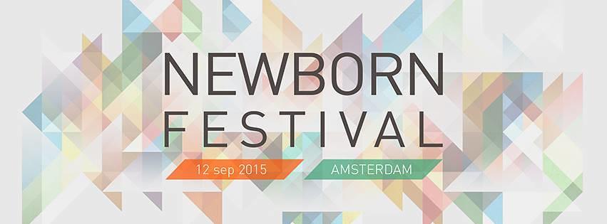 Newborn Festival @ Thuishaven Amsterdam - 12-09-2015