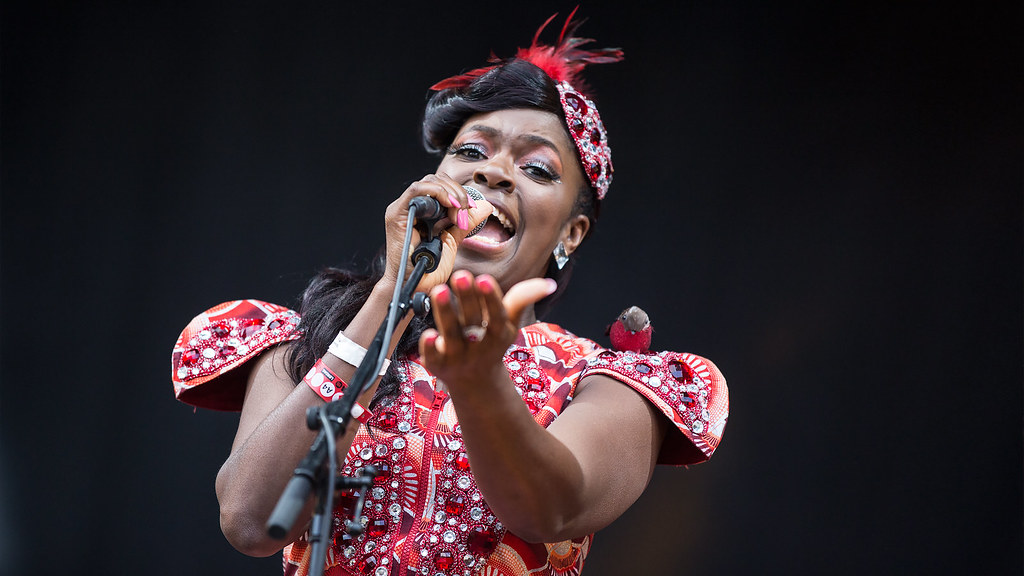 Ibibio Sound Machine - Øyafestivalen 2015