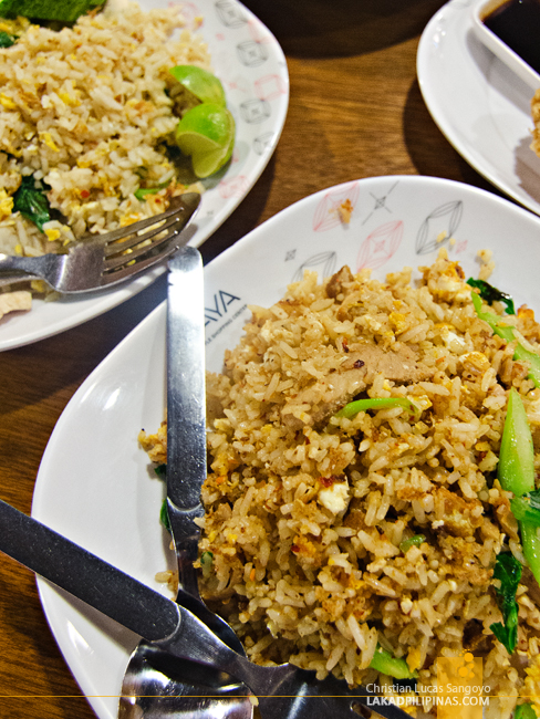 Chiang Mai Fried Rice