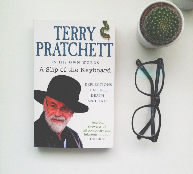 terry pratchett book blog