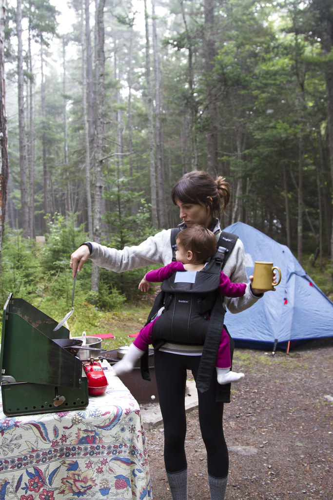 family camping trip | reading my tea leaves