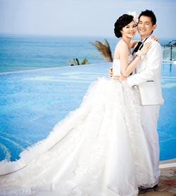 [推薦]低調政商名流的愛情故事都在高雄聖羅雅麗緻婚紗_李眉蓁議員 (4)