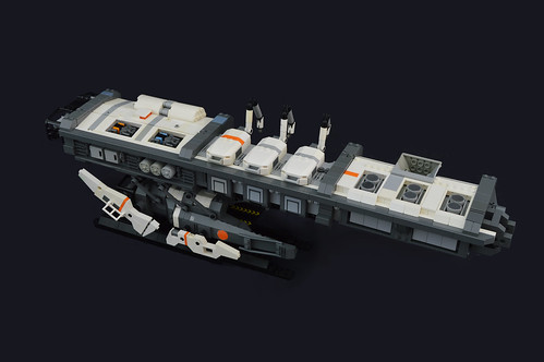 "ASCLP 10 Class Multipurpose Support Carrier ""Safekeeper"""