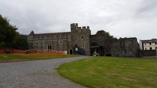 Digging Swords Castle 8.22.2015
