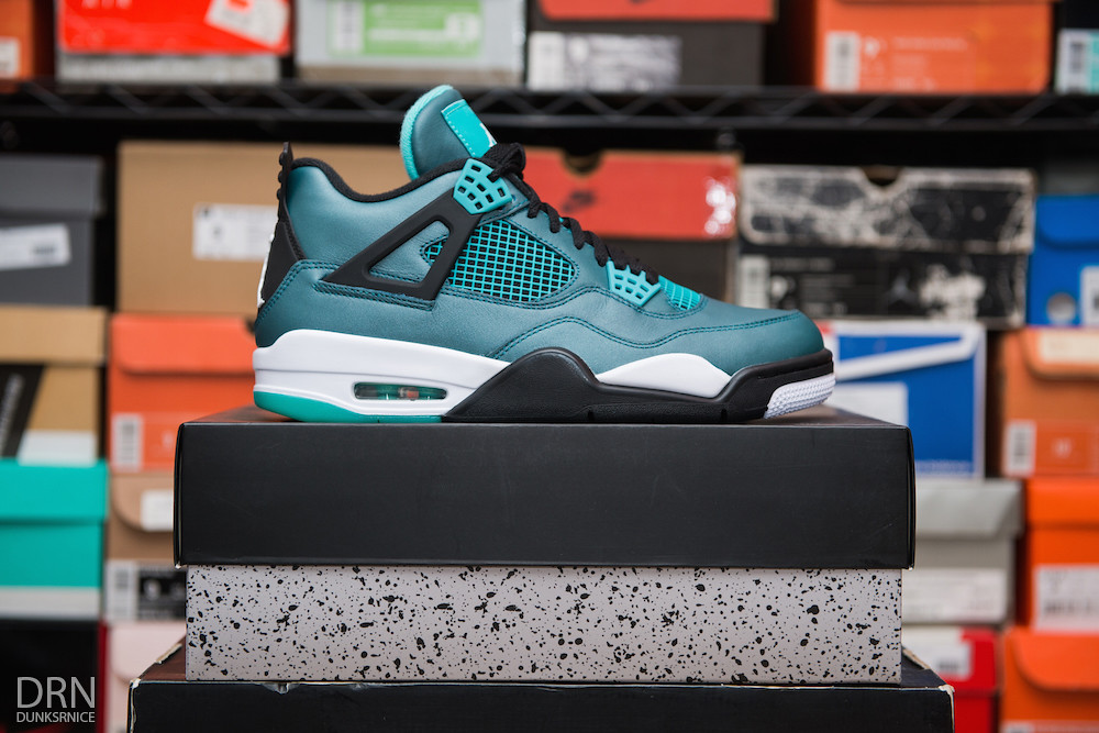 2015 Teal IV's.