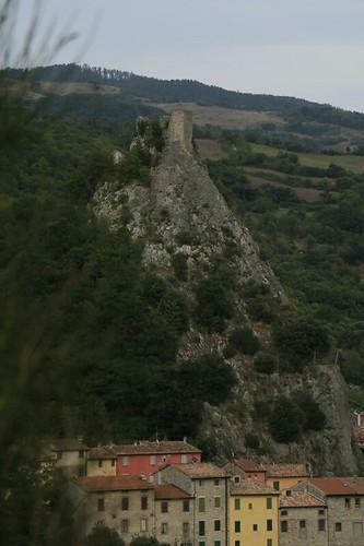 Panorama toscano all'Allevamento Vannini