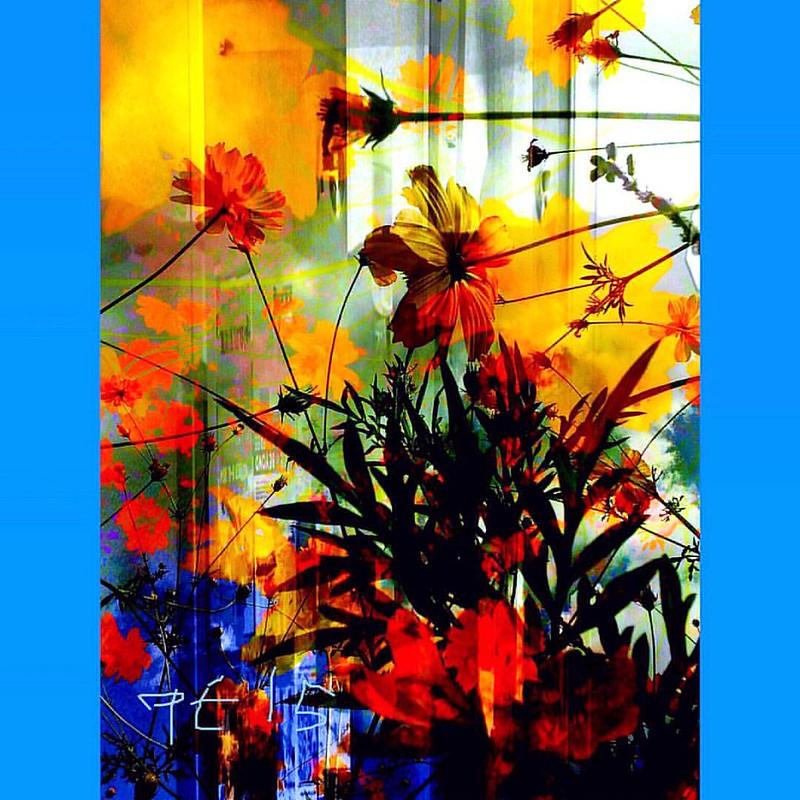 """""""Flower Futurism"""""""