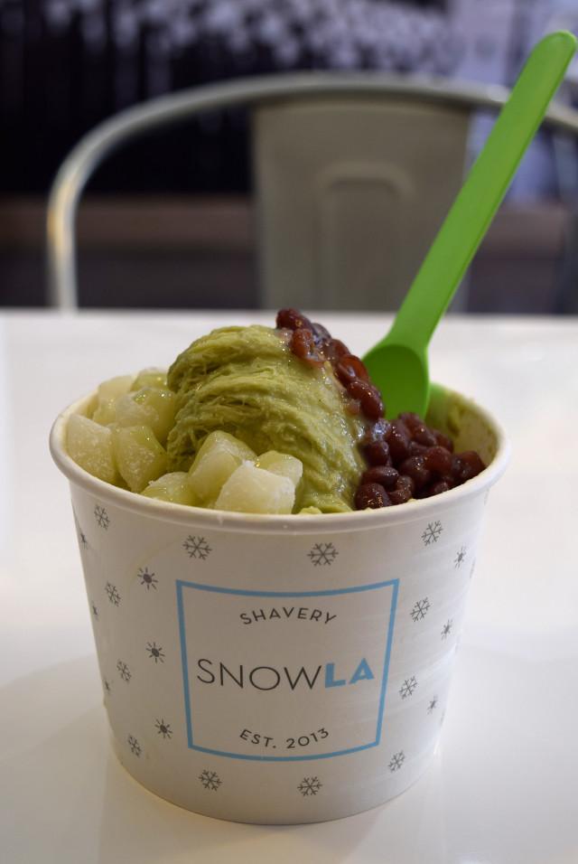 Snow L.A. Shavery, Koreatown | www.rachelphipps.com @rachelphipps