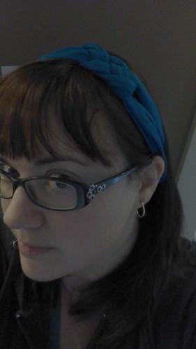 Iron Craft 15 #17 Fabric Knotted Headband
