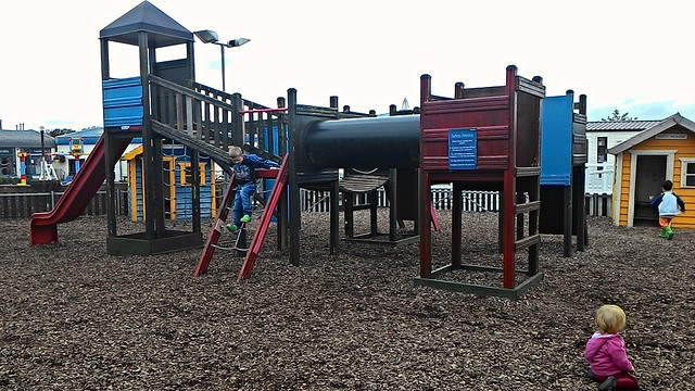 parkdean mullion adventure playground