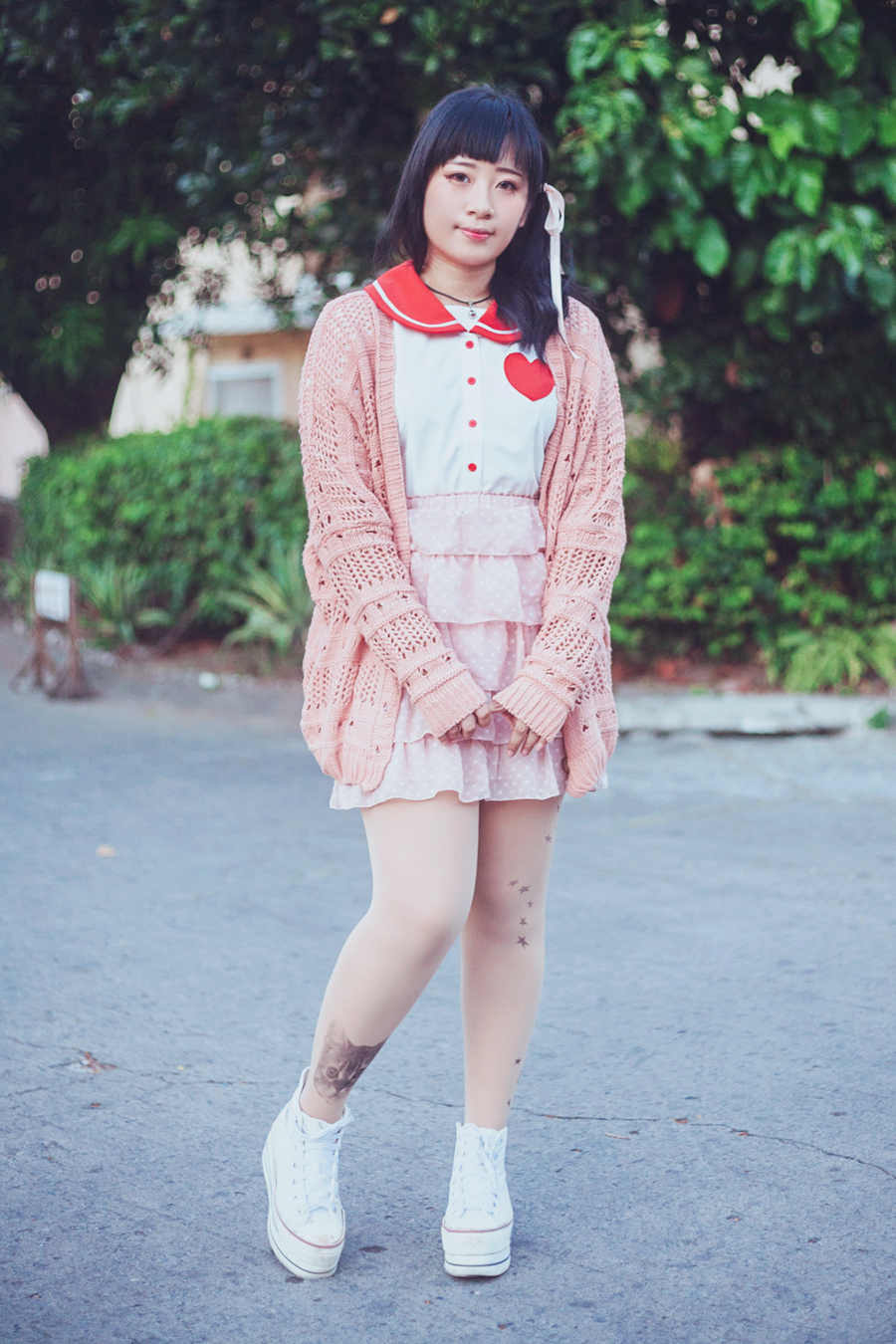 the Kawaii Girl uniform | chainyan.co