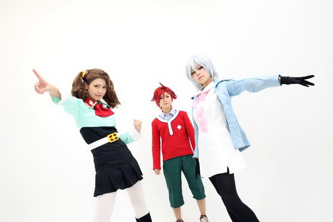 Cosplay GBF-TRY-01