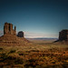 after dark, monument valley by jody9