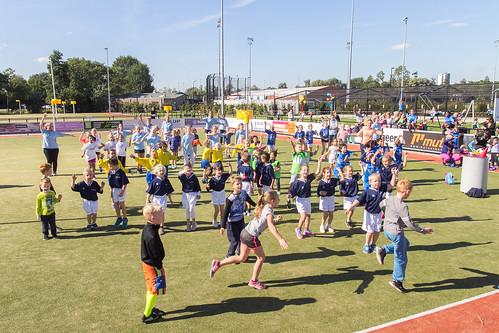 KCC schoolkorfbaltoernooi 2015