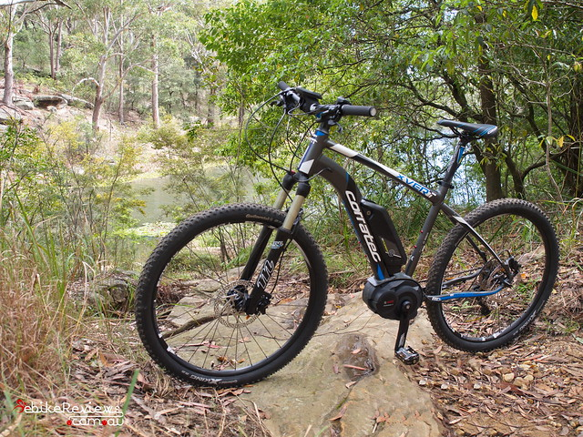 "2015 Corratec X-Vert Performance 650B • <a style=""font-size:0.8em;"" href=""https://www.flickr.com/photos/ebikereviews/21741651832/"" target=""_blank"">View on Flickr</a>"