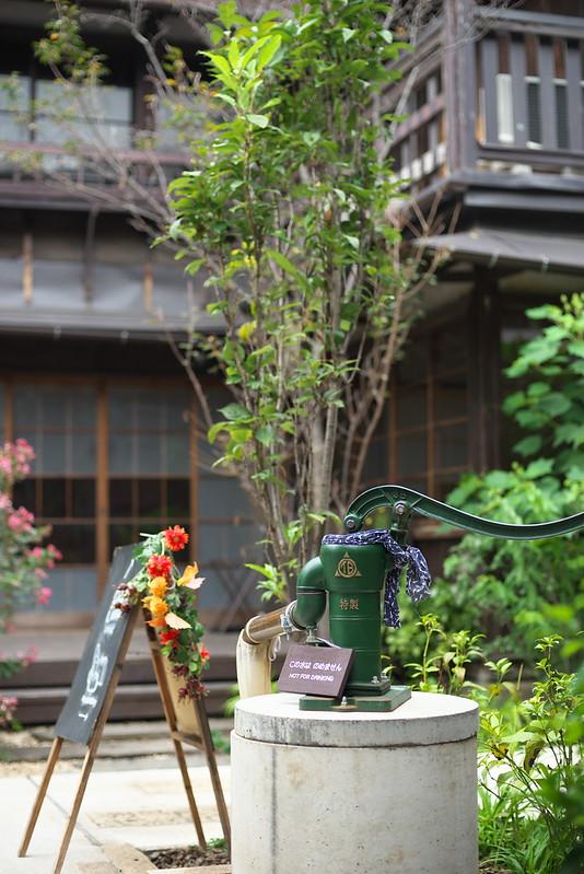 東京路地裏散歩 上野桜木 2015年9月27日