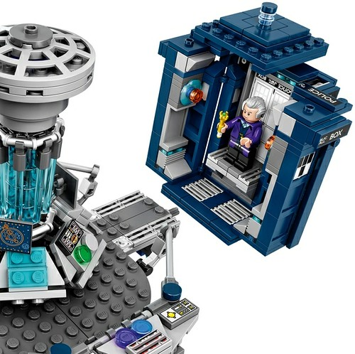LEGO 21304 Doctor Who 5