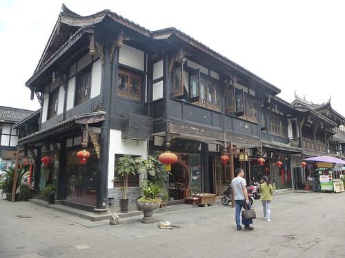 CH-Chengdu-Temple Wenshu-Quartier (2)