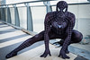 Spiderman Black Suit by massimopisani1972