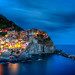 Manarola going blue by Basic Elements Photography