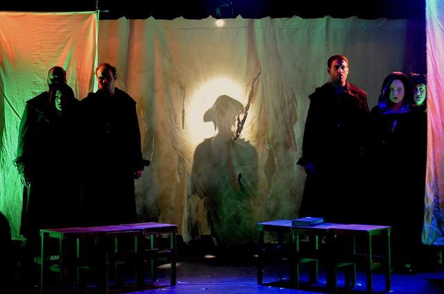 Sleepy Hollow the musical 2015