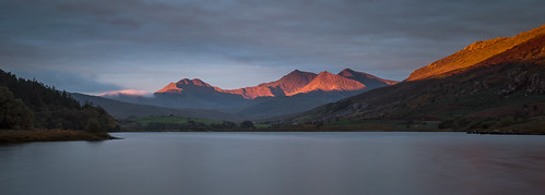 First Light - Snowdon