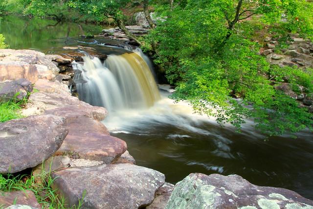 Petit Jean State Park waterfall
