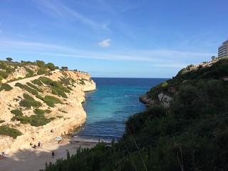 Bilde av Cala Antena. santa de islands porto cristo calas mallorca islas cales baleares balearic manacor ponsa ponça calviá