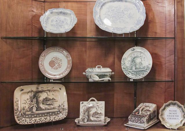 Burleigh, Middeport Pottery