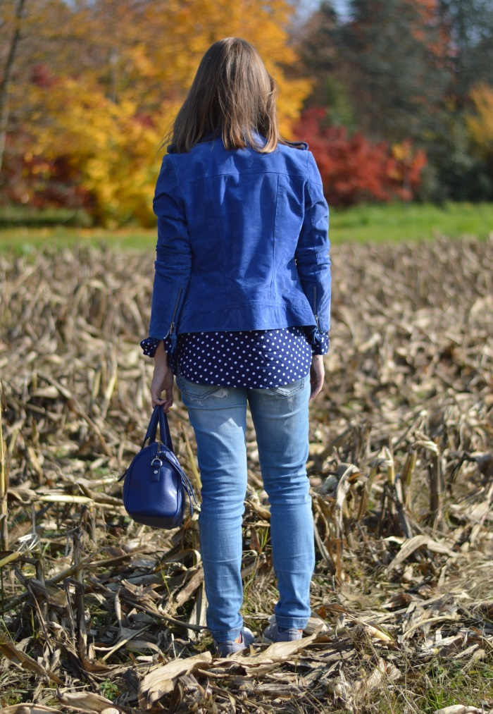 Mango, wildflower girl, autunno, pois, H&M (3)