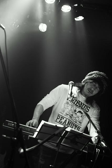 ファズの魔法使い live at 獅子王, Tokyo, 20 Nov 2015. 311