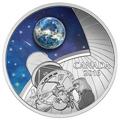 Burke-Gaffney Observatory coin