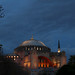 Hagia Sophia at blue hour. by anemon :)