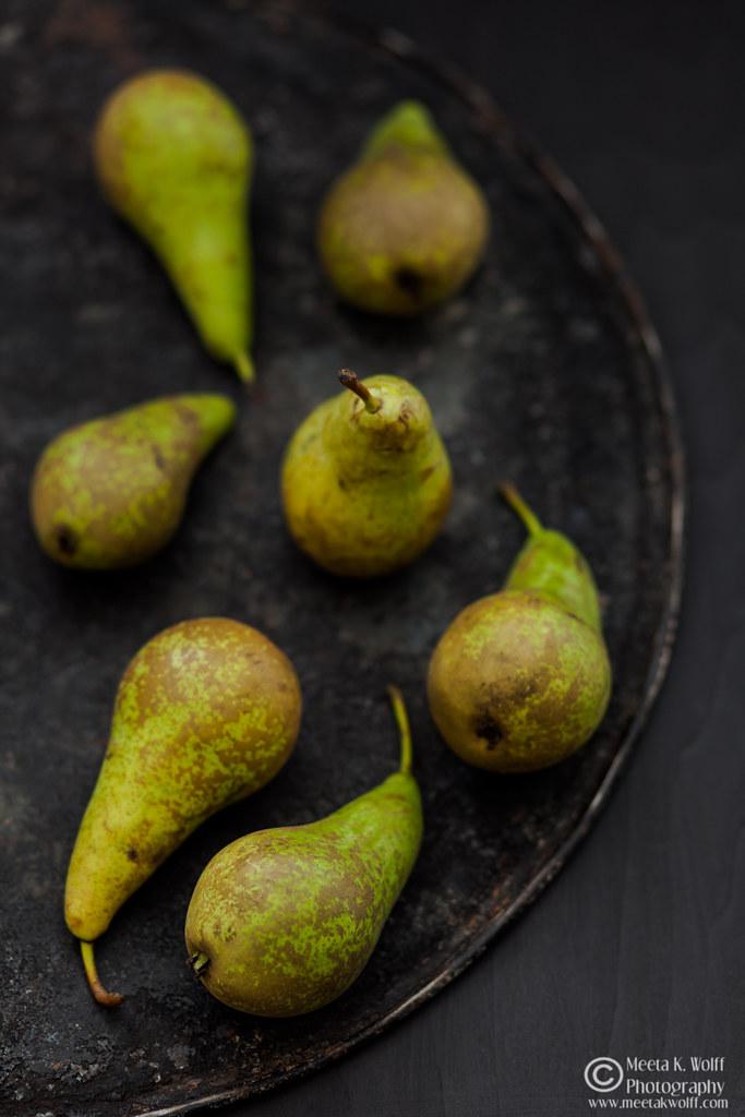 Green Tea Honey Saffron Poached Pears-Meeta K. Wolff-0013