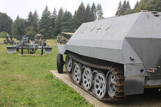 military museum in svidnik slovakia